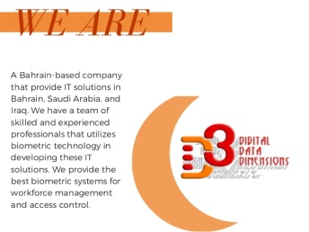 D3-digital data dimensions